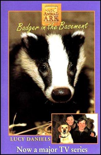 9780340709092: Badger in the Basement (Animal Ark)