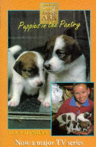 9780340709122: Puppies in the Pantry (Animal Ark)