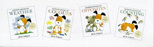 9780340710531: Kipper's Book of Colours