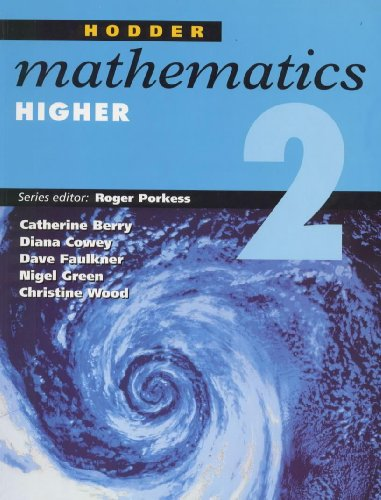 Hodder Mathematics: Higher Level Bk. 2 (0340711949) by Porkess, Roger; etc.