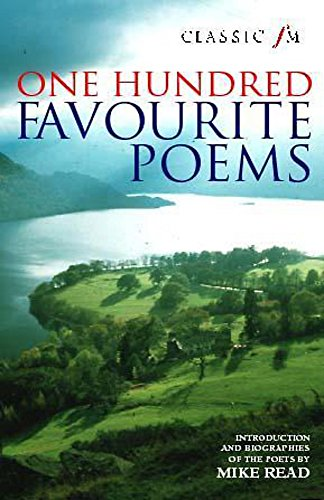 9780340713204: Classic FM 100 Favourite Poems
