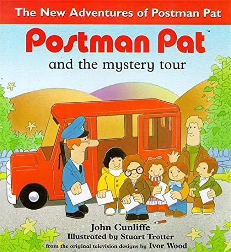 Postman Pat: Postman Pat and the Mystery Tour - Cunliffe, John