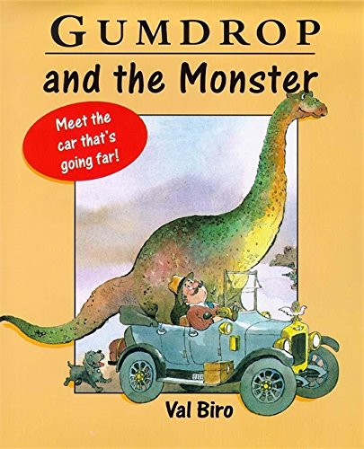 9780340714461: Gumdrop and the Monster