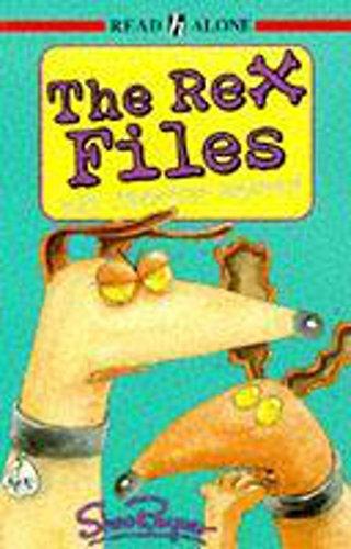 Rex Files 2 Phantom Bantam: The Phantom Bantam No. 2 (Read Alone)