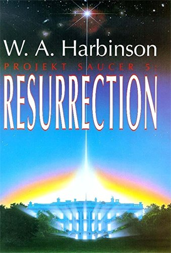 9780340715437: Resurrection (Projekt Saucer)