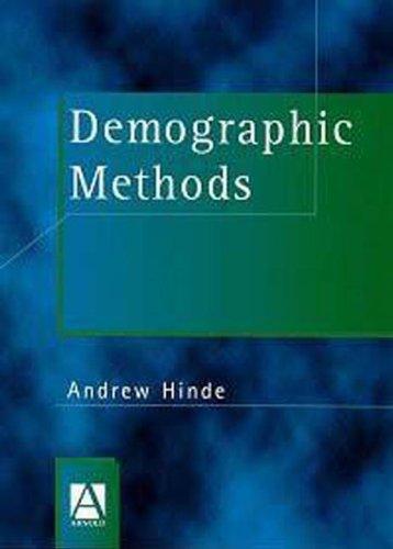 9780340718919: Demographic Methods