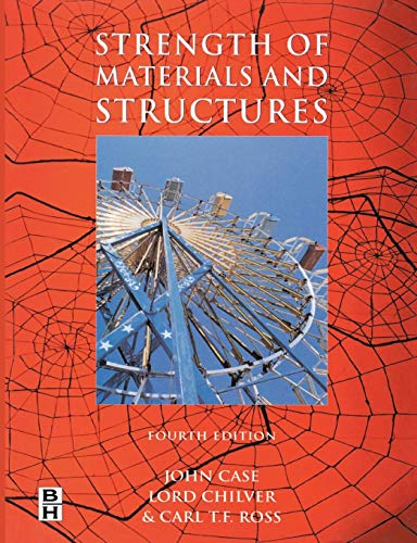 9780340719206: Strength of Materials and Structures, Fourth Edition