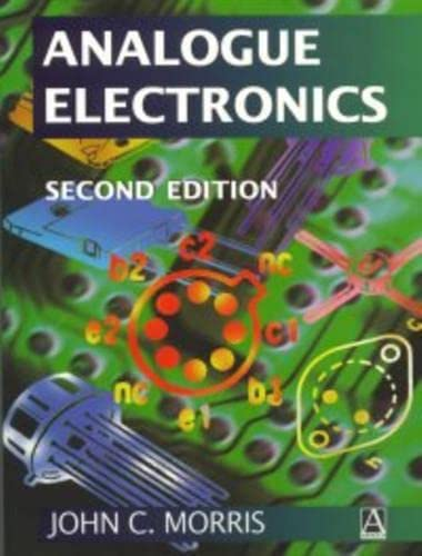9780340719251: Analogue Electronics, Second Edition