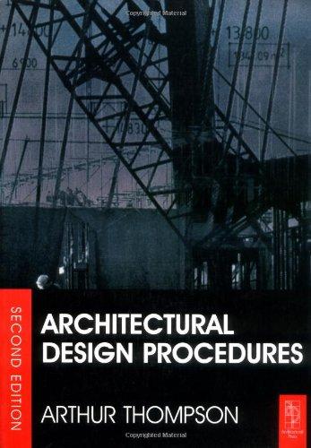 9780340719411: Architectural Design Procedures