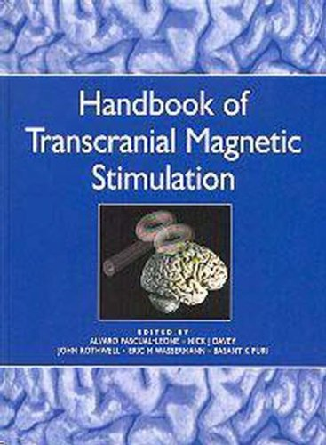 9780340720097: Handbook of Transcranial Magnetic Stimulation