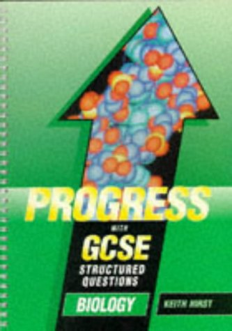 9780340720431: Biology (Progress with GCSE Structured Questions)