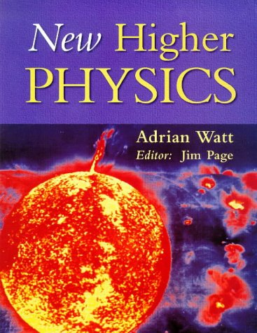 9780340720509: New Higher Physics