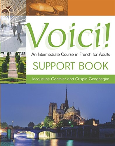 9780340721155: Voici: Coursebook: An Intermediate Course in French for Adults (Teach Yourself Complete Courses)