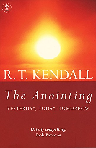 9780340721445: Anointing (Hodder Christian Books)