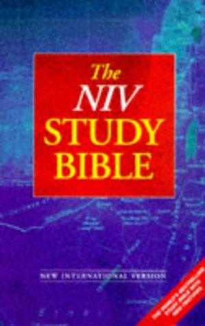 9780340721773: Bible: New International Version Study Bible