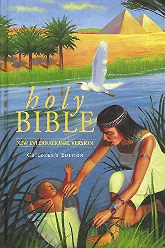 NIV Popular Children's Bible: New International Version Popular Children's Bible: ...