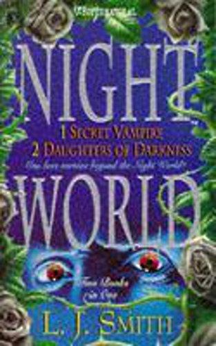 9780340722718: Secret Vampire & Daughters of Darkness (Night World S. Omnibus Books 1+2)