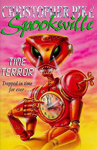 9780340724446: Time Terror (Spooksville)