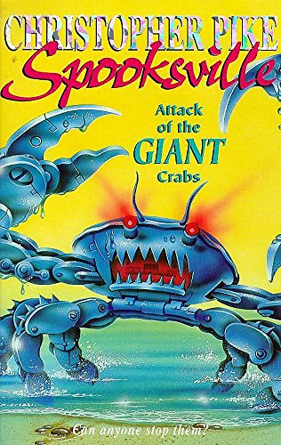 9780340724460: Attack of the Killer Crabs (Spooksville)