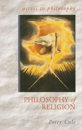 9780340724910: The Philosophy of Religion (Access to Philosophy)