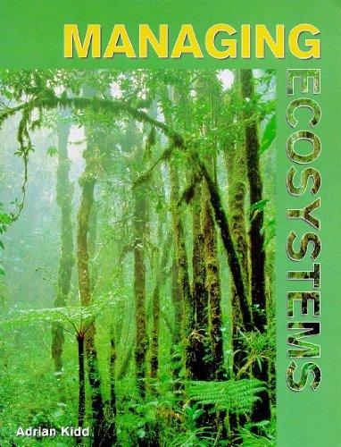 9780340724958: Managing Ecosystems