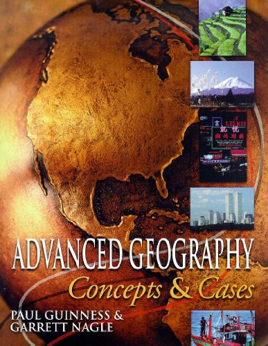 9780340725085: Advanced Geography: Concepts and Cases