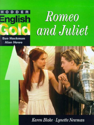 "9780340725382: Hodder English GOLD: ""Romeo and Juliet"""