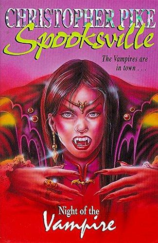 9780340726587: Night of the Vampire (Spooksville)