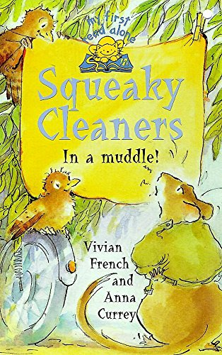 Squeaky Cleaners In a Muddle! (My First Read Alone): French, Vivian