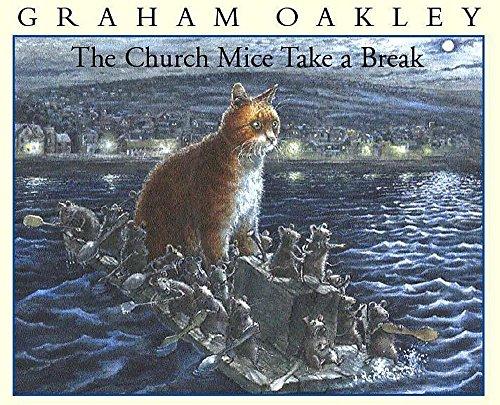 9780340727881: The Church Mice Take A Break