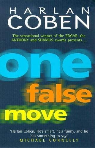 One False Move: a Myron Bolitar Novel: Coben, Harlan
