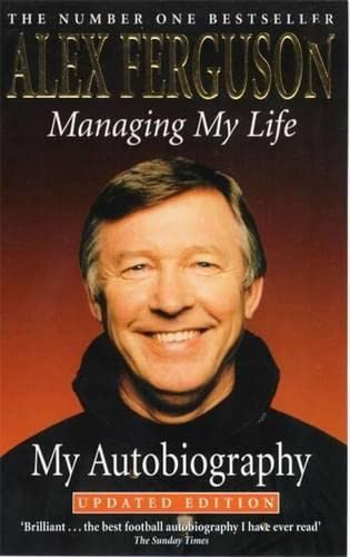 9780340728567: Managing My Life: My Autobiography: The Autobiography