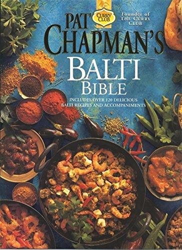 9780340728598: Pat Chapman's Balti Bible