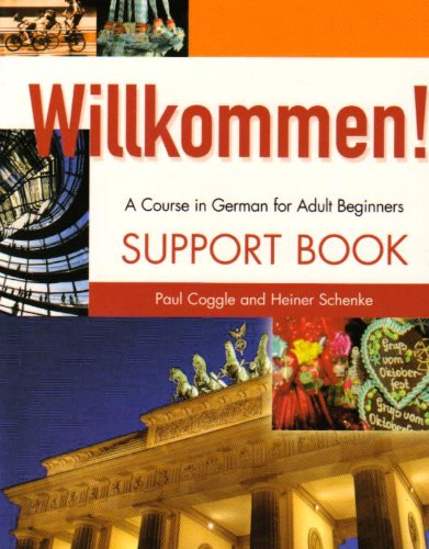 9780340730188: Willkommen!: A Course in German for Adult Beginners