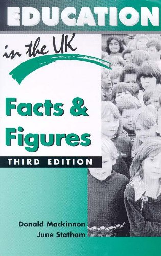 9780340730294: Education in the UK: Facts and Figures (Open University Set Book)