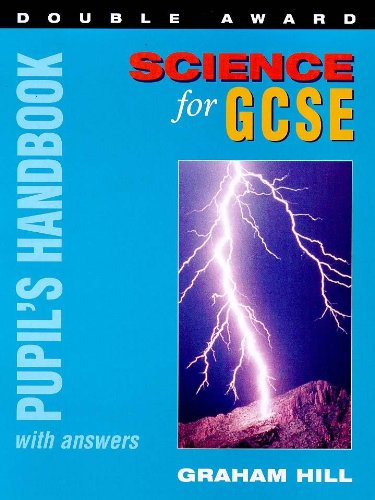 9780340730799: Science for GCSE Double Award: Pupil's Handbook