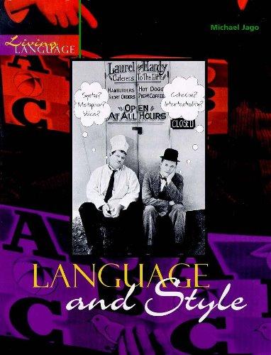 9780340730829: Living Language: Language & Style