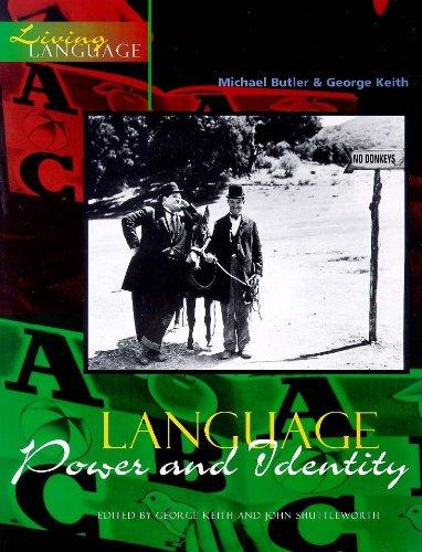 9780340730850: Living Language: Language, Power and Identity (Living Language Series)