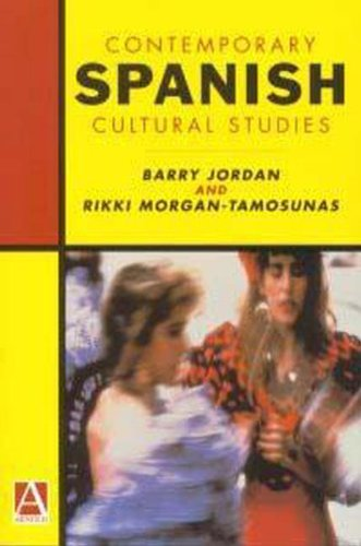 9780340731222: Contemporary Spanish Cultural Studies