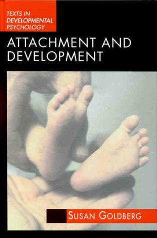 9780340731703: Attachment and Development