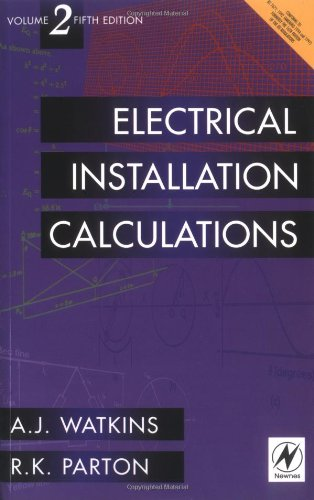 9780340731857: Electrical Installation Calculations: v. 2