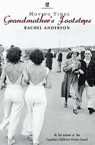 Moving Times 2: Grandmother's Footsteps: Anderson, Rachel
