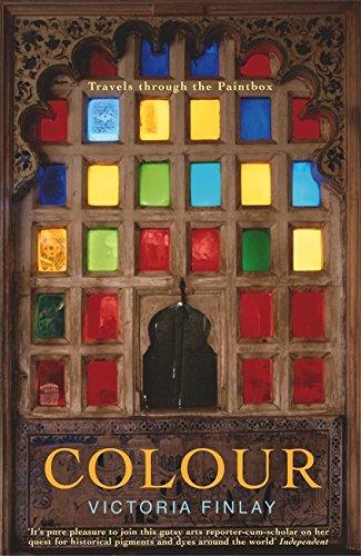 9780340733295: Colour: Travels Through the Paintbox