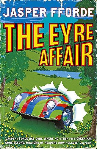 9780340733561: THE EYRE AFFAIR (Thursday Next)
