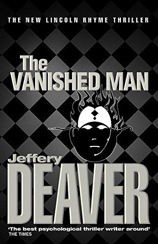 The Vanished Man: Jeffery Deaver