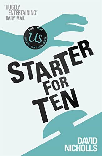 9780340734872: Starter for Ten