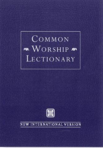 9780340735305: New International Version Common Worship Lectionary: Lectern Edition