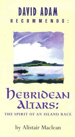 9780340735572: Hebridean Altars