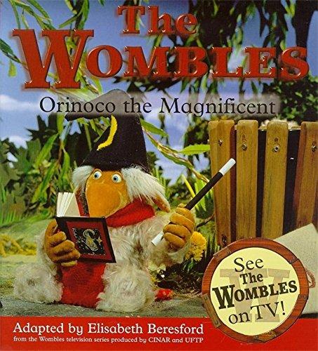 9780340735800: Wombles - Orinoco the Magnificent