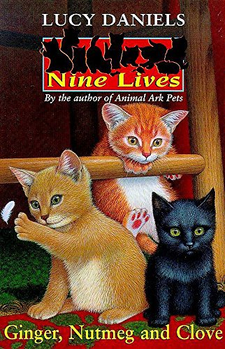 9780340736197: Ginger, Nutmeg Clove: Nine Lives